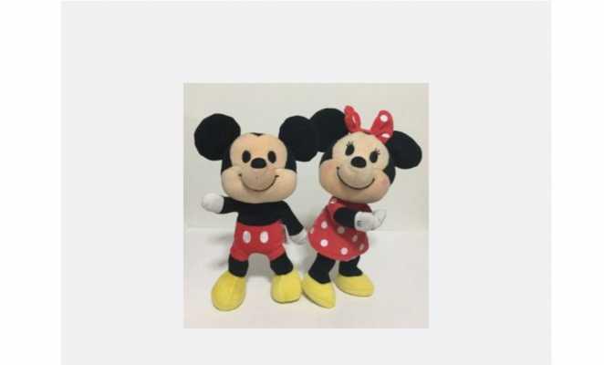 ディズニーストアオンライン店で税込1万円以上購入するとぬいもーずが貰えます!5月12日まで♪