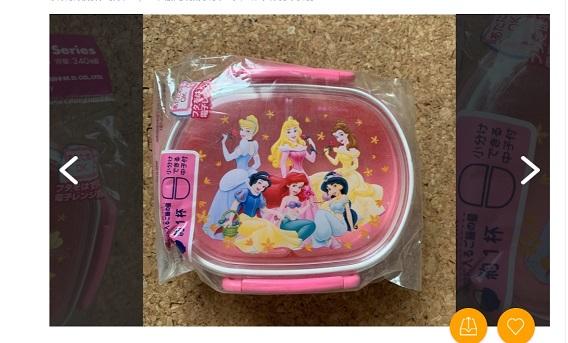 ディズニーストアの通学グッズの新作が1月15日発売!プリンセスの華やかデザイン♪
