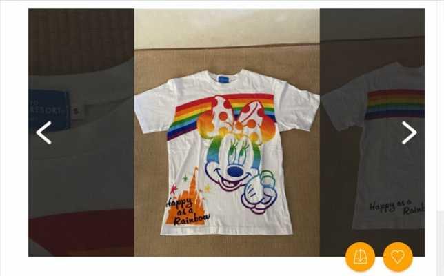 ディズニーストアのレインボーグッズ「The Walt Disney Company's Pride Collection」4月9日発売!