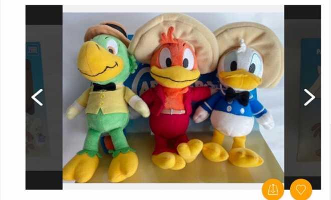 ディズニーストアのドナルド誕生日グッズ「Donald Duck Birthday 2021」5月18日発売!